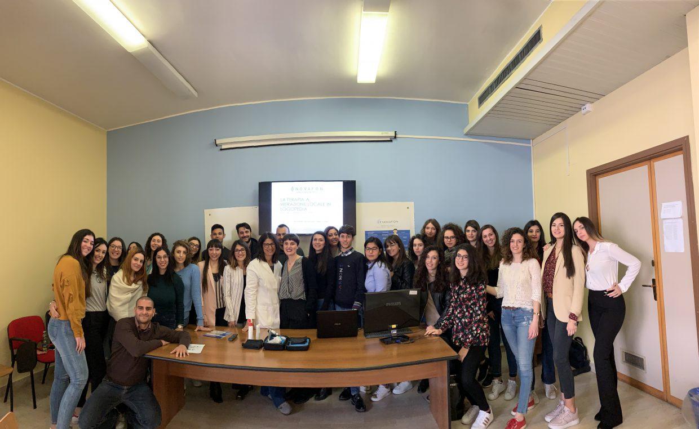 Novafon nella formazione universitaria