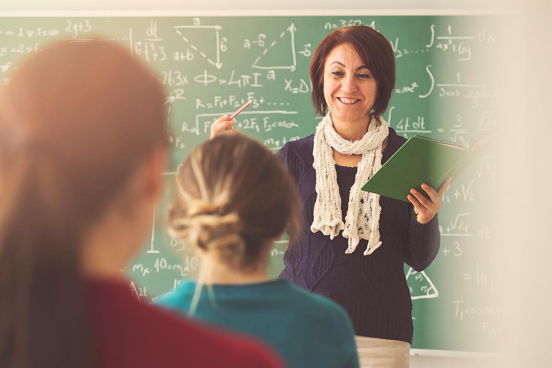 La voce dell'insegnante... strumento da salvaguardare